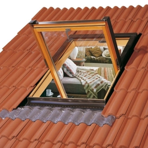Finestre da tetto caramico legnami for Finestre x tetti